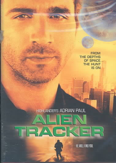 ALIEN TRACKER BY PAUL,ADRIAN (DVD)