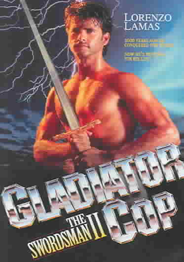 GLADIATOR COP BY ANDERSON,FRANK (DVD)